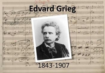 Grieg - Hall of the Mountain King - Too, Ta, Za, Ti-ti (d, ♩, Z, ♫)