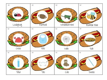Grill It Up! An Articulation & Phonology Interactive Activity!