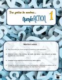 Grilles de nombres 1 (nombres pairs et impairs, vocabulaire de comparaison)