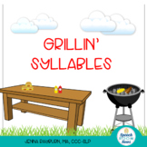 Grillin' Syllables: Articulation for Multisyllable Words Game