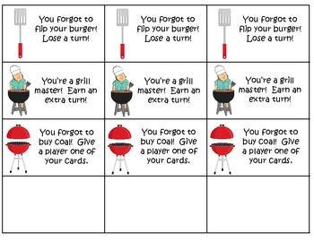 Grillin' Up Articulation /S-BLENDS/ & /L-BLENDS/