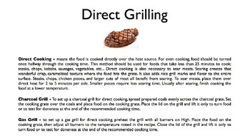 Grilling PowerPoint