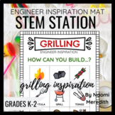 Grilling STEM Activities | Engineer Inspiration | Printabl