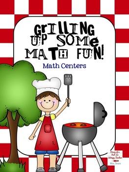 Grilling Up Math Fun!