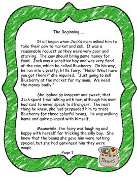 """Grimly """"Twisted"""" Tales - Jack and the Beanstalk"""