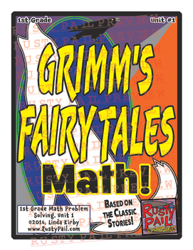 Grimm's Fairy Tales - 1st Grade Math Problem Solving – Part 1