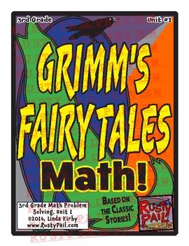 Grimm's Fairy Tales - 3rd Grade Math Problem Solving – Part 1