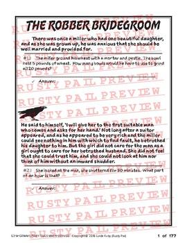 Grimm's Fairy Tales - 3rd Grade Math Problem Solving – Part 4