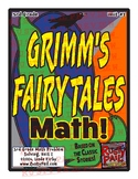 Grimm's Fairy Tales - 3rd Grade Math Problem Solving – Parts 1-11, 252 problems