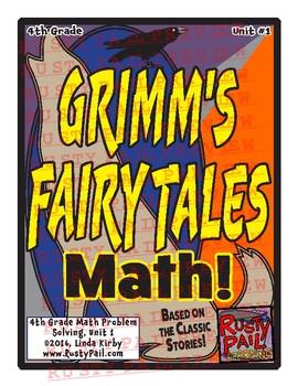 Grimm's Fairy Tales - 4th Grade Math Problem Solving – Part 10