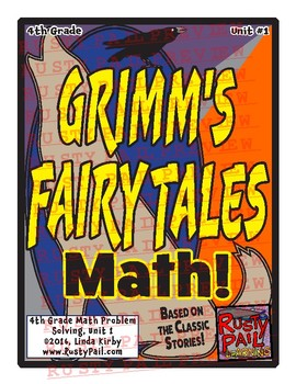 Grimm's Fairy Tales - 4th Grade Math Problem Solving – Part 4