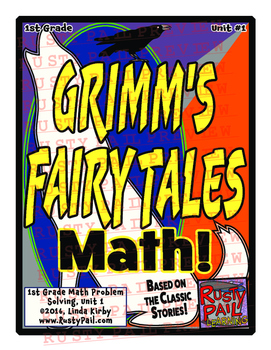 Grimm's Fairy Tales - 1st Grade Math Problem Solving – Parts 1-11, 223 problems