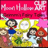 Grimm's Fairy Tales - Moon Hollow Clip Art