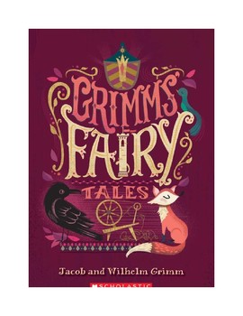 Grimm's Fairy Tales, Novel Study