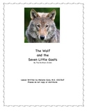 Grimm's Fairy Tales:  The Wolf and the Seven Little Goats (Context Clues)