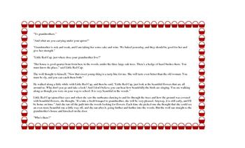 Grimms Tale Units Vol. 1