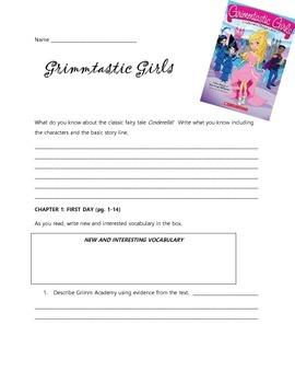 Grimmtastic Girls- Cinderella Stays Late