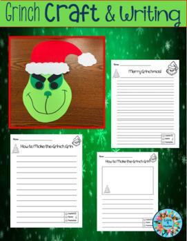 Christmas Craft and Writing