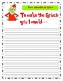 Grinch Grin?