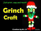 Grinch :: Grinch Activities :: Grinch Crafts :: Grinch Lan