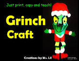 Grinch :: Grinch Activities :: Grinch Crafts :: Grinch Lan