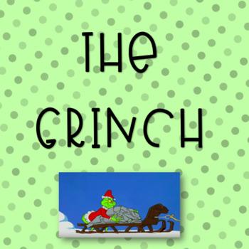 Grinch Language Activity