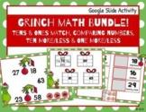 Grinch Math Google Slides Bundle!  Place Value!