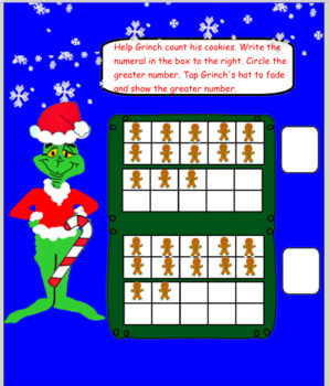 How the Grinch Stole Christmas Math for the Smart Board