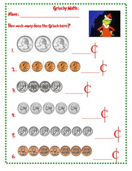 Grinch Money