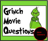Grinch Movie Questions