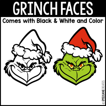 Grinch Paper Sack Project with Science Experiment