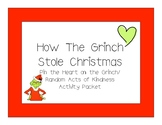 Grinch Random Acts of Kindness