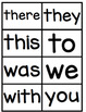 Mr Mean Green Sight Word Rapid Pace Game