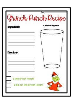 ULTIMATE EIGHT GRINCH ACTIVITIES FOR THIS WEEK!