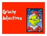 Grinchy Adjectives