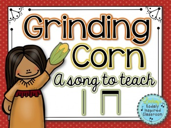 Grinding Corn: A song for ta and titi
