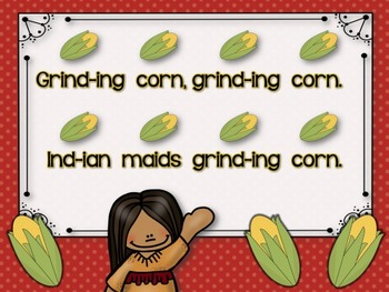 Grinding Corn: A folk song for ta and titi