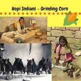 Grinding Corn (Recorder and Orff)