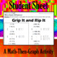 Grip It and Rip It - A Math-Then-Graph Activity - Solve 15 Systems