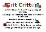 Grit Critters Poem