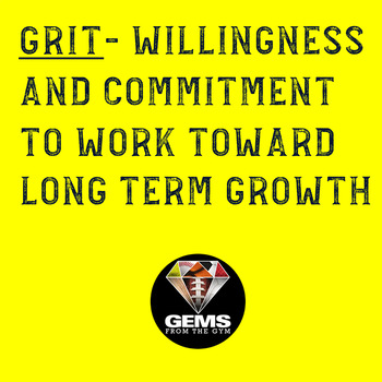 Grit Posters!