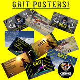 PE Posters - Grit!