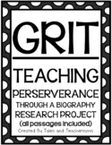 Grit: Teaching Students About Perseverance Through a Biography Research Project