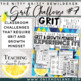 Grit Worksheet / Grit Activity / Growth Mindset Activities / Growth Mindset FREE