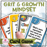Grit and Growth Mindset Card Game