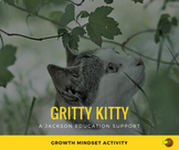 Gritty Kitty - Reading Passage and Comprehension Activity