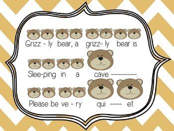 Grizzly Bear: Rhythm and Dynamic Practice