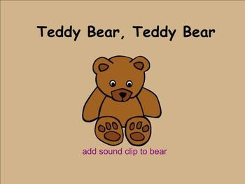 Grizzly's, Teddy's, & Bears, Oh My! (A Bear Song Collection) - SMNTBK ED.