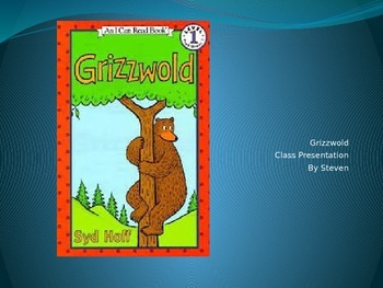 Grizzwold Reading Comprehension PPT