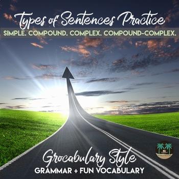 Grocabulary: Types of Sentences Practice